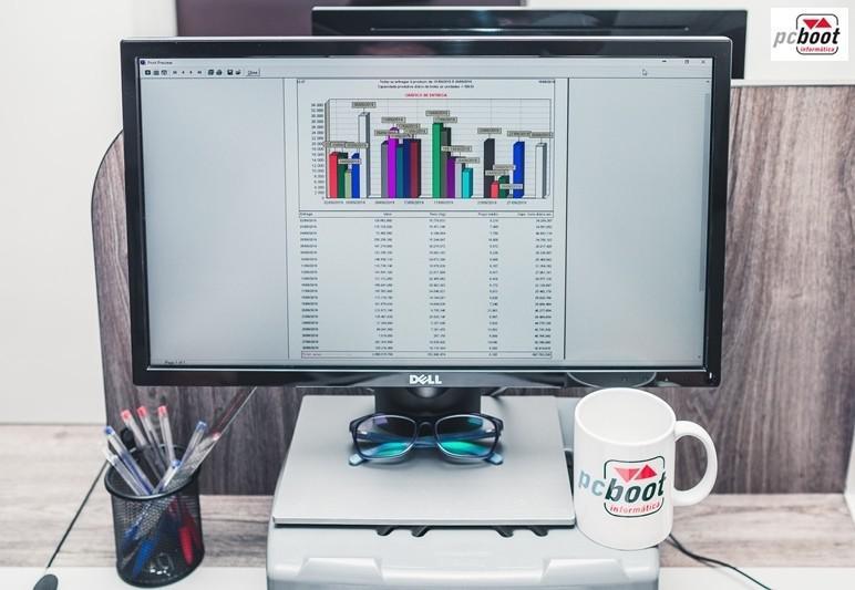 Empresa de software para industria de papelão ondulado