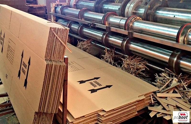 Software para industria de caixa de papelão