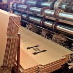 Sistema para industria de papelão ondulado sp